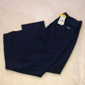 FIGS Navy Blue Scrub Pants